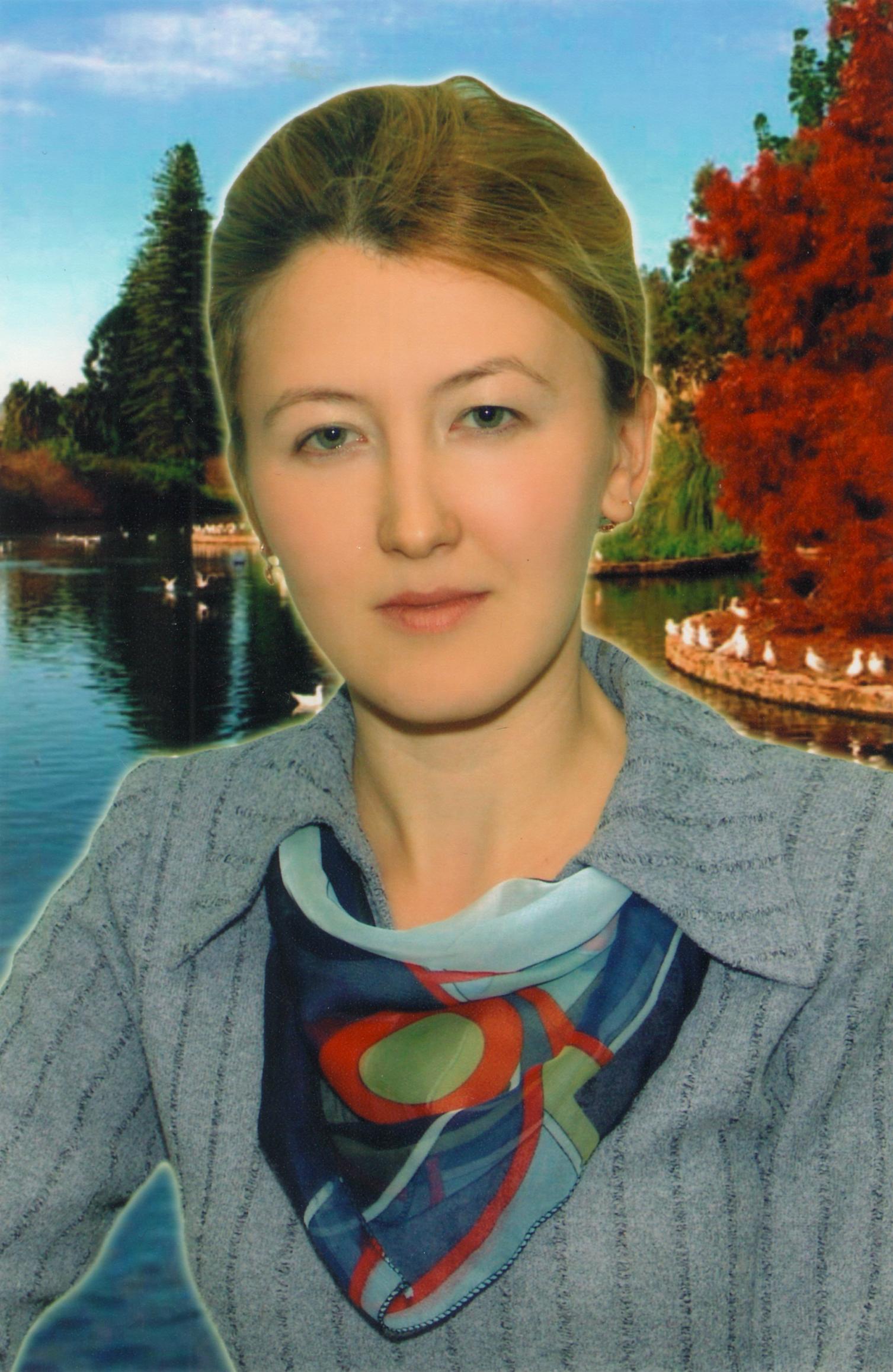 Сәрвәрова Рәдинә Миннерәсил кызы